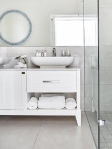 A bathroom at The Marine Hermanus