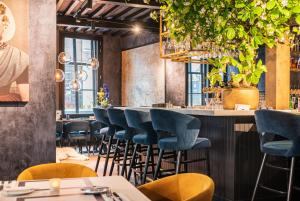 A restaurant or other place to eat at Boutique Hotel Eleanor