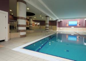 The swimming pool at or near Raheen Woods Hotel