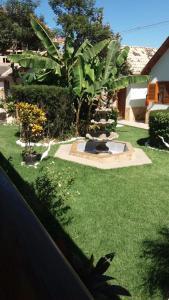 Um jardim em Pousada Vista Alegre