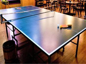 Table tennis facilities at Kagura White Horse Inn or nearby