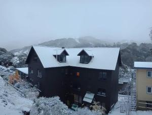 House of Ullr during the winter