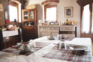 Ristorante o altro punto ristoro di DD Clara Bed And Breakfast
