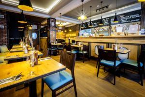 Ресторан / где поесть в Ubytovna u nádraži