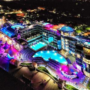 A bird's-eye view of NEMO Hotel Resort & Spa