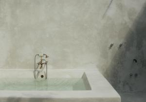 Ett badrum på Coqui Coqui Papholchac Coba Residence & Spa