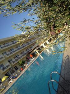 The swimming pool at or near Sunquest Gardens Holiday Resort