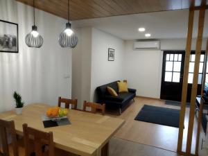 A seating area at Casa Do Boteco