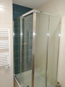 A bathroom at Casa Do Boteco
