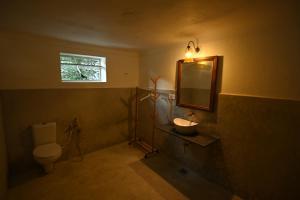 Salle de bains dans l'établissement La Closerie - Bay of Bengal