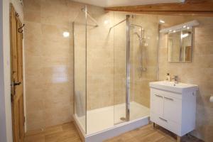 A bathroom at Hope Cottage