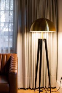 אזור ישיבה ב-וילה גליליי מלון בוטיק וספא