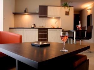 Kuchnia lub aneks kuchenny w obiekcie Puenta Aparthotel