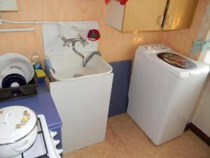 Кухня или мини-кухня в Uus 11 Apartment