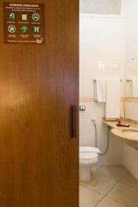 A bathroom at Hotel Porto Di Mare