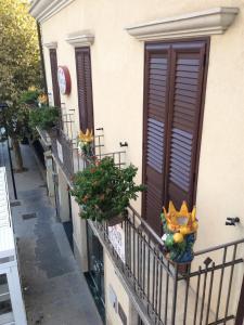 Balcone o terrazza di B&B Diana