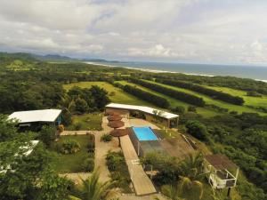 A bird's-eye view of La Colina Pura Vista