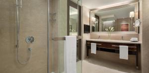 حمام في فندق شانغريلا كوالالمبور