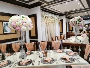 Ресторант или друго място за хранене в Спа хотел Исмена