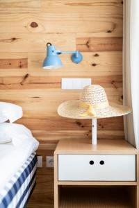 A bed or beds in a room at Craveiral Farmhouse by Belong