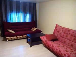 Гостиная зона в Гостевой дом Калинина 133