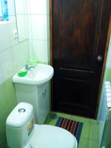 Ванная комната в Гостевой дом Калинина 133
