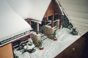 U Eli during the winter