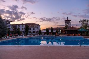 The swimming pool at or near Harmony Hills Kolevi Apartments