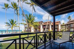A balcony or terrace at Vista Sol Punta Cana Beach Resort & Spa - All Inclusive