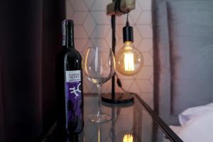 Drinks at Vizzit Us Premium Apartments