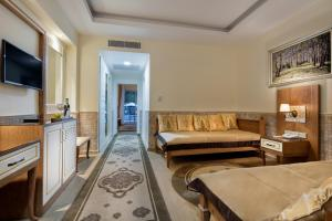 A bed or beds in a room at Nirvana Dolce Vita (ex-Amara)