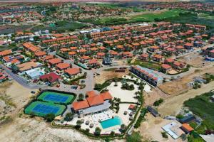 Uma vista aérea de NICE HOUSE WITH PRIVATE POOL IN GOLD COAST