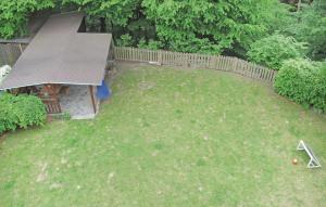 Výhled na bazén z ubytování Holiday Home Dobren - 06 nebo okolí