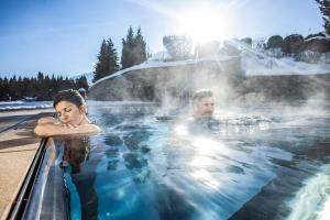 Sport- und Wellnesshotel Held 4 Sterne Superior during the winter