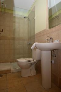 Ванная комната в Apartamentos Vista Real
