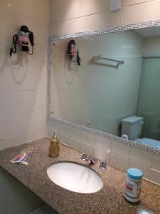 A bathroom at Apartamando Maires