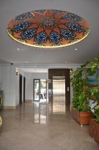 Лобби или стойка регистрации в Sultan Mehmed Hotel