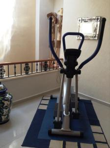 The fitness center and/or fitness facilities at Home Away From Home