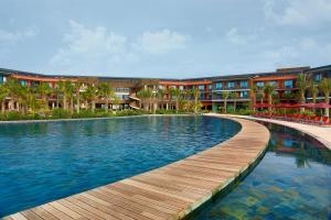 The swimming pool at or near Hilton Cabo Verde Sal Resort