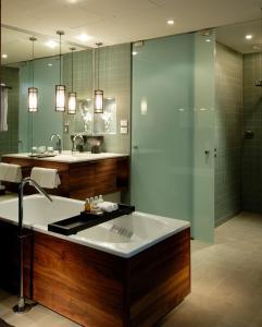 Ванная комната в Hilton Fiji Beach Resort and Spa