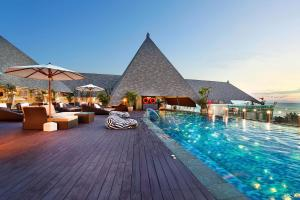 The swimming pool at or near The Kuta Beach Heritage Hotel - Managed by Accor