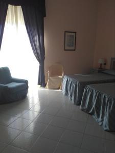 Area soggiorno di Grand Hotel Fagiano Palace