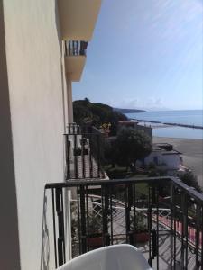 Balcone o terrazza di Grand Hotel Fagiano Palace