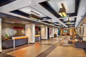 The lobby or reception area at Cape Rey Carlsbad Beach, A Hilton Resort & Spa