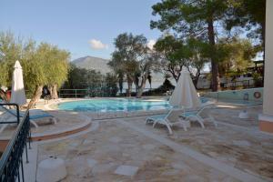 The swimming pool at or near Saint Nicholas Beach Apartments