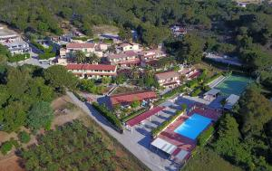 A bird's-eye view of Residence La Valdana