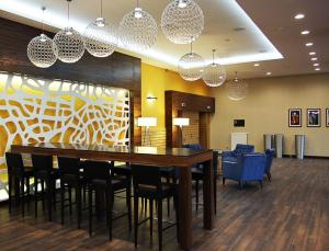 Ресторан / где поесть в Отель Hampton by Hilton Волгоград Профсоюзная
