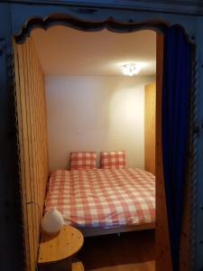 A bed or beds in a room at I dr Rehwiesa B02