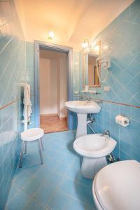 A bathroom at Solcalante