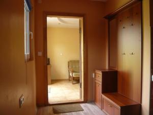 A bathroom at Jasmīni